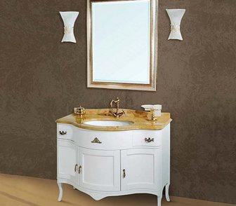 Изображение в Мебель и интерьер Мебель для ванной производитель: Tiffany World (Италия)  размер в Москве 71100