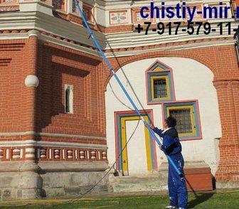 Фото в Услуги компаний и частных лиц Разные услуги Профессиональное мытье окон в квартирах и в Москве 25