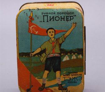 Изображение в   Агитационная коробочка из-под зубного порошка в Москве 8500