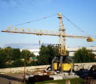 Фотография в   Продам грузоподъемный кран КП-300 - башенный в Москве 900000