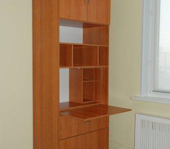 Фото в Мебель и интерьер Мебель для гостиной Секретер новый.   Размеры: В 210 см x Ш 80 в Москве 33000