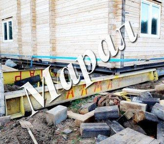 Изображение в Строительство и ремонт Другие строительные услуги Ваш дом просел или у него рушится фундамент? в Москве 0