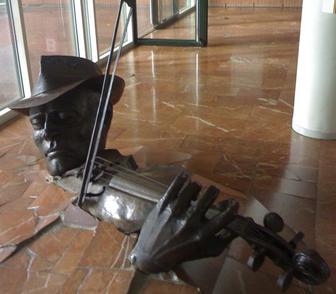 Фото в   Креативная скульптурная композиция из металлаИскусство-вечно. в Краснодаре 0