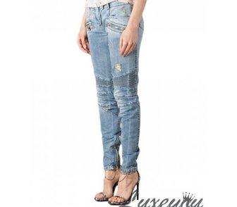 Фотография в Одежда и обувь, аксессуары Женская одежда Классные женские джинсы от Pierre Balmain. в Москве 6300