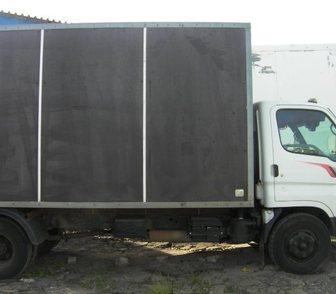 Фотография в Авто Грузовые автомобили HYUNDAI HD -78 фургон 2007 г. в. пробег 186 в Москве 790000
