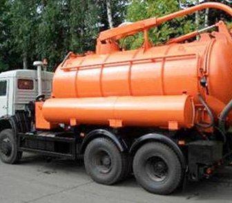 Фотография в Авто Спецтехника От: 1200 за час  Объём цистерны 4. 0 м³ в Москве 1200