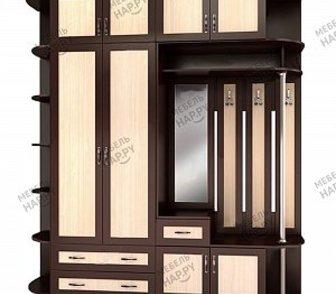Фото в Мебель и интерьер Мебель для прихожей Размеры (Д/В/Г): 2. 20 x 2. 40 x 0. 55  Материал: в Москве 11500