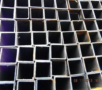 Фото в Строительство и ремонт Строительные материалы Организация реализует круглую трубу и профилированную в Самаре 68