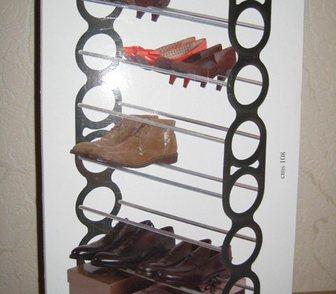 Изображение в Мебель и интерьер Мебель для прихожей Продаю переносную подставку для обуви, легкая в Москве 2300