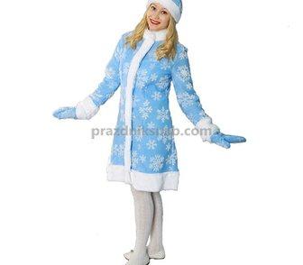 Фото в Одежда и обувь, аксессуары Женская одежда Новогодний костюм Снегурочки от производителя в Чебоксарах 1890