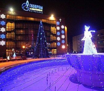 Изображение в Услуги компаний и частных лиц Разные услуги Вам нужно оформить фасад к новому году? Закажите в Москве 120