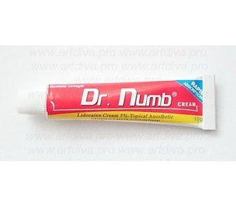 ���������� � ������� � �������� ������ ������� ��������� �������������� ���� Dr. Numb ������ � ������ 600