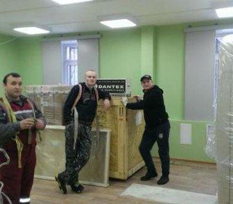 Фото в Авто Транспорт, грузоперевозки Тяжелые разгрузо погрузочные работы-такелаж в Москве 0