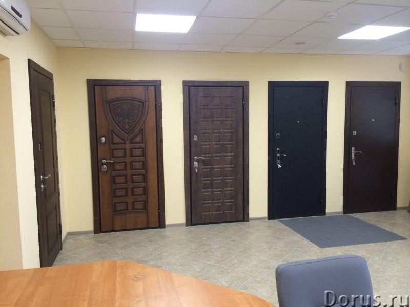 металлические двери в наличии на складе