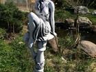 Свежее изображение Ремонт, отделка Скульптура из бетона Девушка на подиуме 54 см, Ф43 см, 38416966 в Мытищи