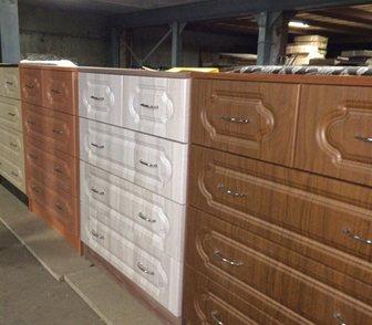 Изображение в Мебель и интерьер Другие предметы интерьера Фирма Мебельный двор продаёт новые комоды в Набережных Челнах 3600