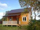 Фото в Загородная недвижимость Загородные дома Продается новый двухэтажный дом для круглогодичного в Наро-Фоминске 1400000