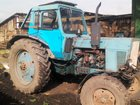 Изображение в Сельхозтехника Трактор Трактор рабочий, состояние отличное, торг в Назарово 290000