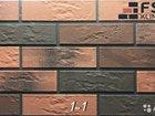Клинкер на фасадной сетке, текстуры 1-10