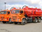 Новое фотографию  Автоцистерна вакуумная АКН-15ОД на шасси КАМАЗ-65111 67687792 в Тюмени