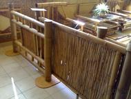 Бамбуковая мебель Бамбуковая мебель, поставляемая нашим предприятием, имеет наил