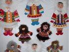 Увидеть изображение  Магниты хантыйских девочек- ручная работа 32389432 в Нижневартовске