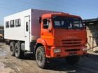 Просмотреть foto  Вахтовый автобус КАМАЗ, вахтовка Нефаз, автобус специальный камаз 68113230 в Нижневартовске