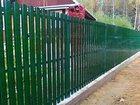Уникальное фото Строительные материалы Продам штакетник металлический в Нижнем Ломове 37935692 в Нижнем Ломове