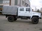 Фотография в Авто Транспорт, грузоперевозки Базовое шасси ГАЗ-33081, 4х4. Двигатель ММЗ в Нижнем Новгороде 1600000