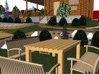Увидеть foto  Ландшафтный дизайн участка с 3Д визуализацией 37457971 в Нижнем Новгороде