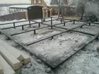 Смотреть фото Строительство домов Свайно винтовой фундамент быстро 37573791 в Нижнем Новгороде