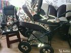 Фотография в Для детей Детские коляски Удобная, широкая, не маркая, москитная с в Рузе 10000