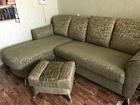 Фото в   Продается угловой диван с банкеткой в отличнейшем в Нижнем Новгороде 14000