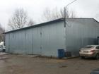 Новое foto  Сдается в аренду неотапливаемый отдельно стоящий склад, площадью 208 м², пос, Дружный 39580321 в Нижнем Новгороде