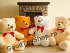Увидеть фотографию  Большие Плюшевые Медведи от 80 см с доставкой 39933023 в Нижнем Новгороде