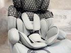 Детское автокресло Junior Plus Grey