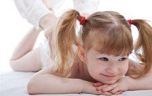 Детский общеукрепляющий массаж
