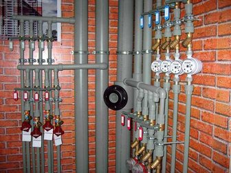 Новое изображение Сантехника (услуги) Монтаж систем отопления, водоснабжения, канализации «под ключ», 32447662 в Нижнем Новгороде