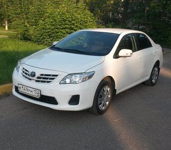 ���� � ���� ������� ���� � �������� ������ Toyota Corolla 2012 �. �. , ���� �����, � ������ ��������� 585�000