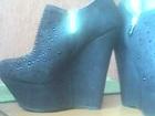 Изображение в   новые ботинки 37 размер в Нижнем Тагиле 1500