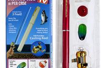 Отличная мини удочка для ловли рыбы