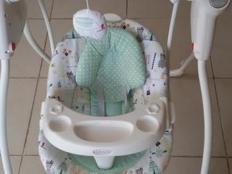 Скачать фото Товары для новорожденных Электронная качелька CRACO 35000106 в Нижнем Тагиле
