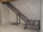 Уникальное фото Другие строительные услуги Межэтажные лестницы в дом коттедж гарантия 37582265 в Ишиме
