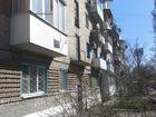 Квартира требует ремонта. Металлопластиковые окна частично.