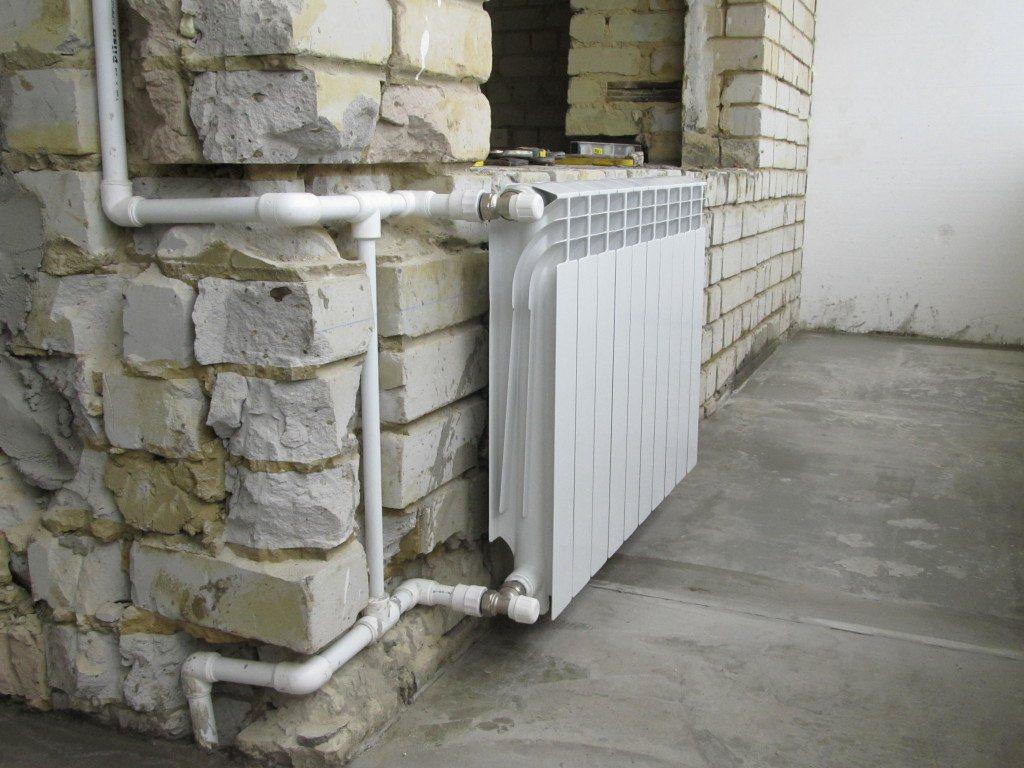 Отопление лоджии: обогрев помещения, можно ли выносить батар.
