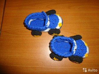 Скачать foto Детская одежда Пинетки на заказ 35291970 в Новокузнецке