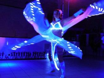 Увидеть изображение Организация праздников Световое неоновое шоу 38278174 в Новокузнецке