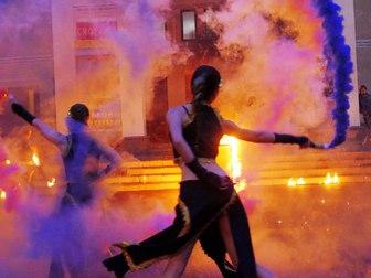 Увидеть фотографию  огненное шоу на свадьбу новокузнецк 60495844 в Новокузнецке