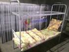 Новое фотографию  Кровати двухъярусные металлические-оптом 72983197 в Луховицы