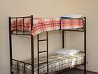 Уникальное изображение  Двухъярусные кровати односпальные на металлокаркасе 38543625 в Новороссийске